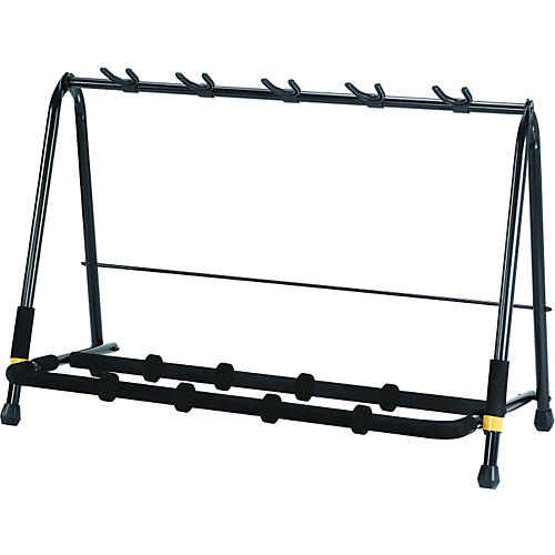 Hercules Stands GS525B Five-Instrument Guitar Rack thumbnail