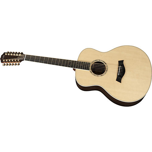 Taylor GS8-12 Left-Handed 12-String Grand Symphony Acoustic Guitar thumbnail