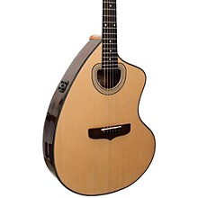 Giannini GSCRA PRO CEQ B-BAND Hand Built Acoustic Electric Guitar