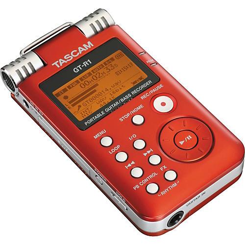 Tascam GT-R1 Portable Guitar/Bass Recorder thumbnail
