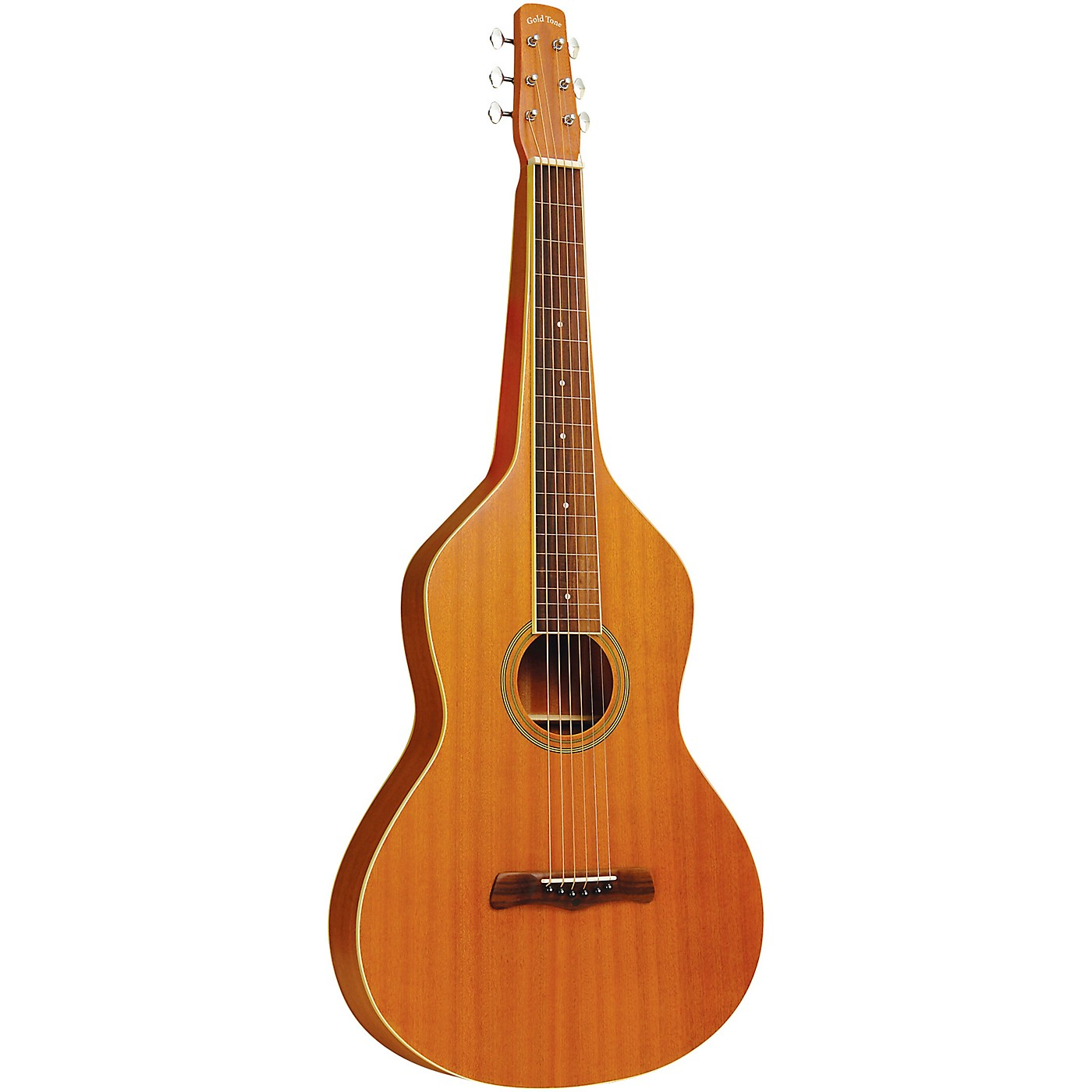 Gold Tone GT-Weissenborn Left-Handed Hawaiian-Style LapSteel Guitar with Gig Bag thumbnail