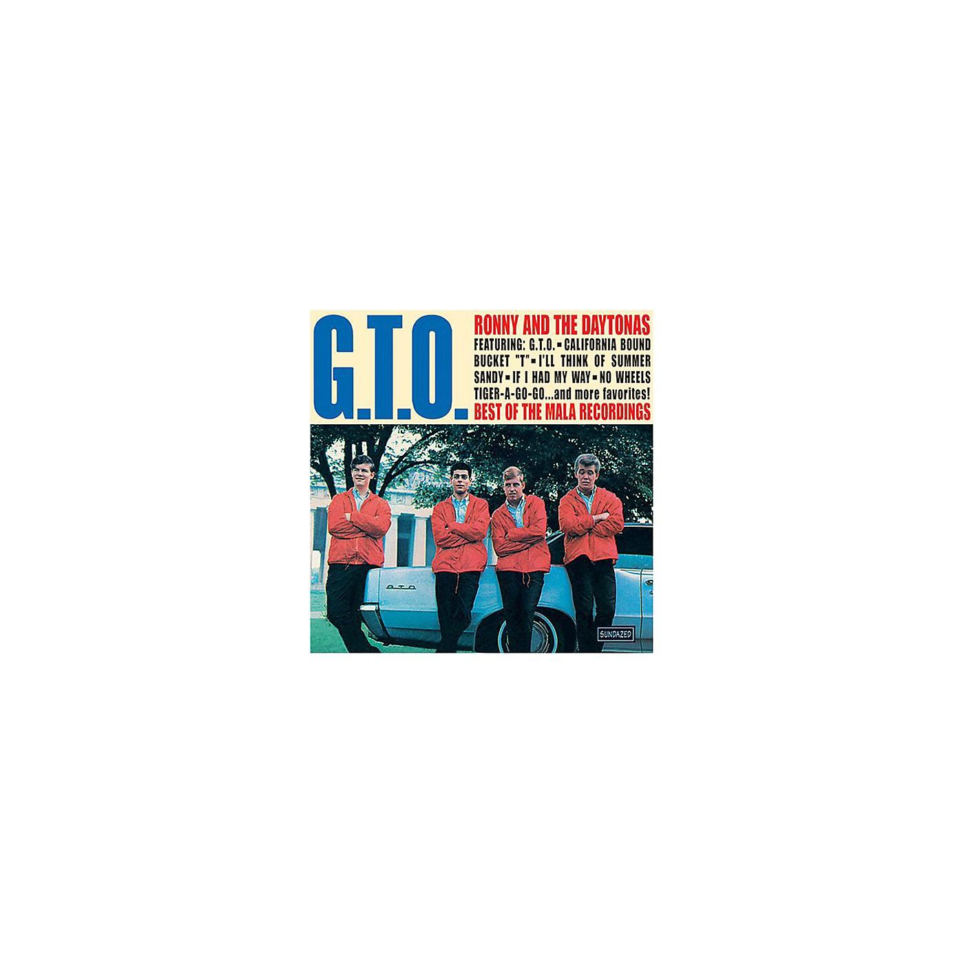 Alliance GTO - Gto: The Best of thumbnail