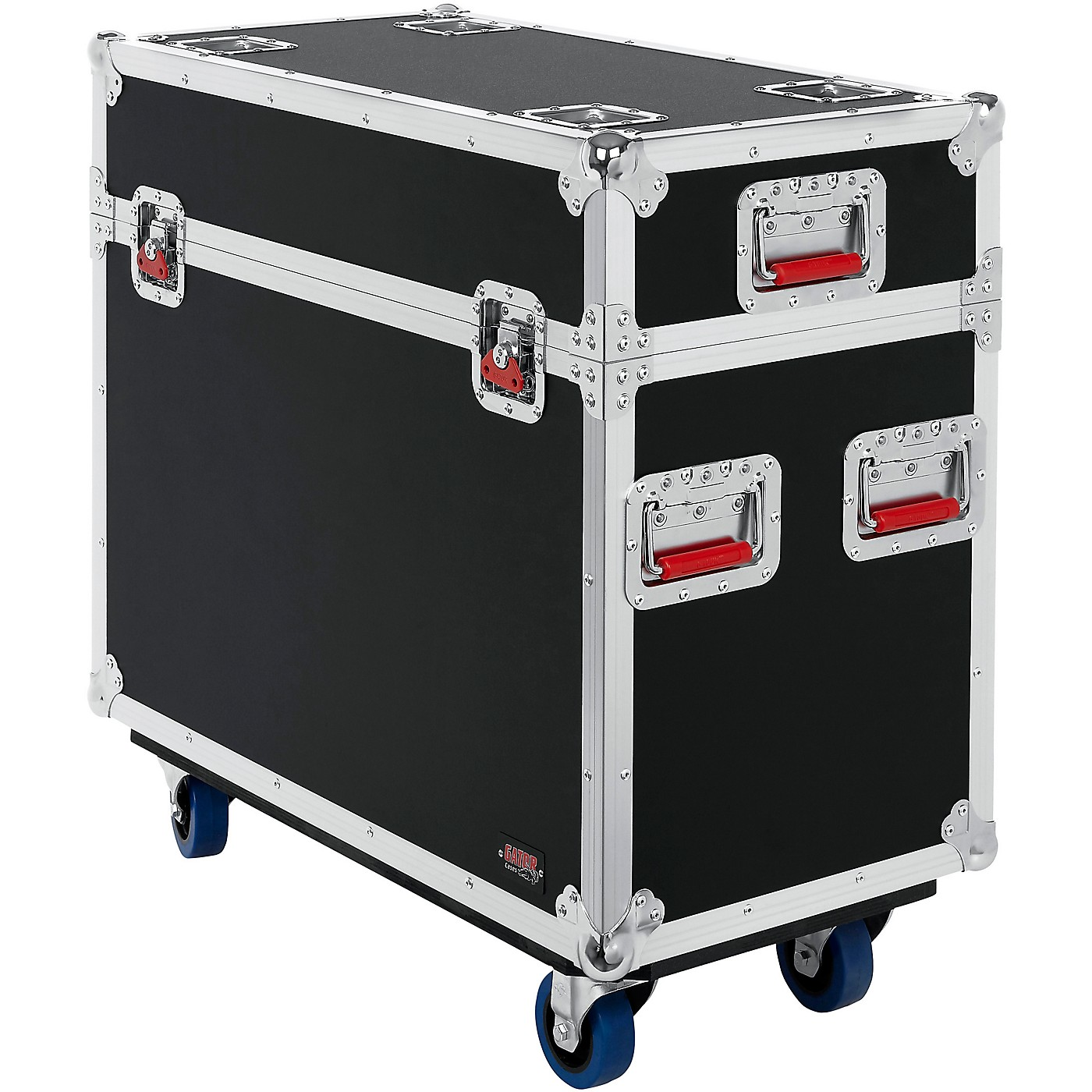 Gator GTOURMH250 Flight Case for Two 250-Style Moving Head Lights thumbnail