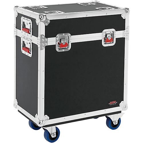 Gator GTOURMH350 Flight Case for Two 350-Style Moving Head Lights thumbnail