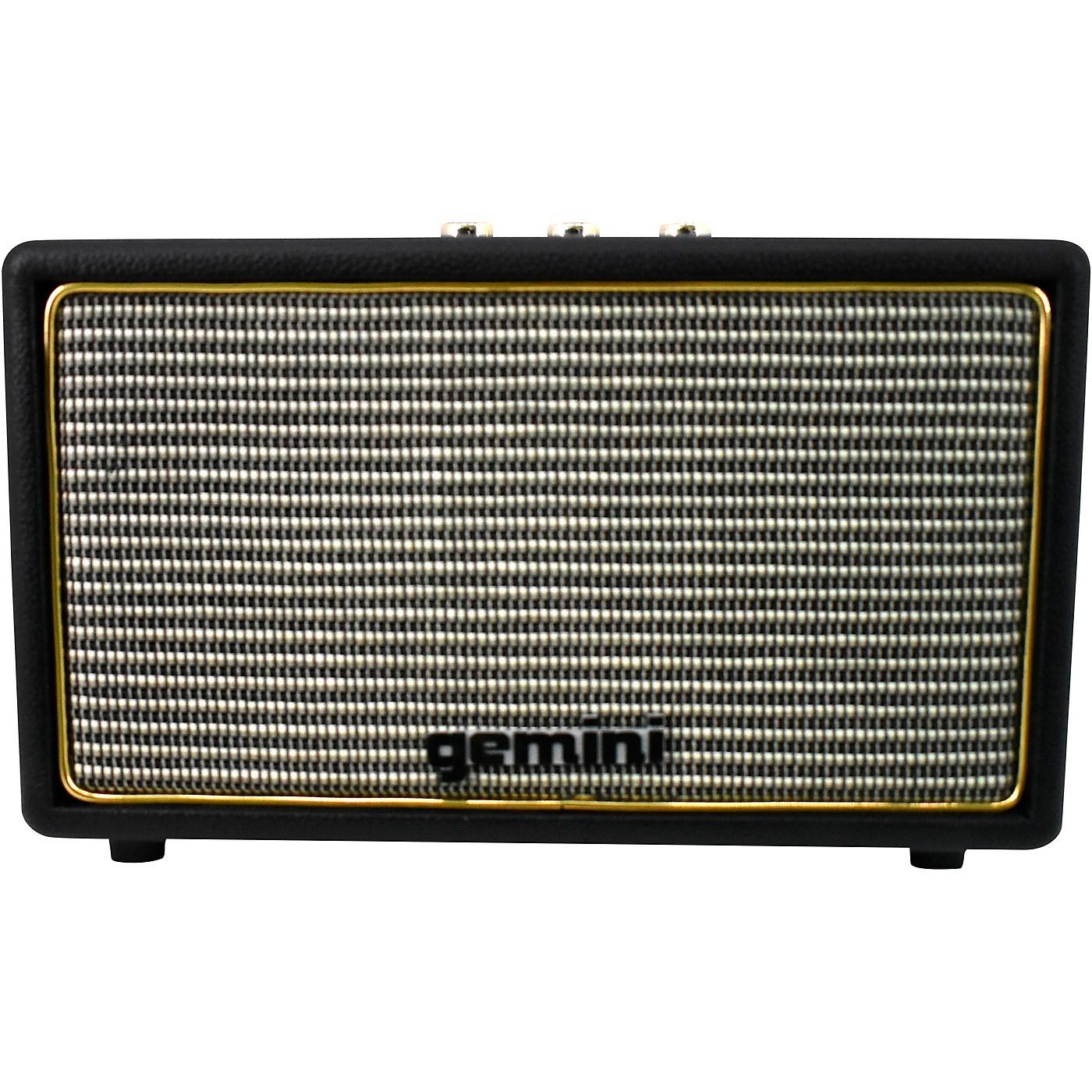 Gemini GTR-200 Bluetooth Stereo Speaker thumbnail