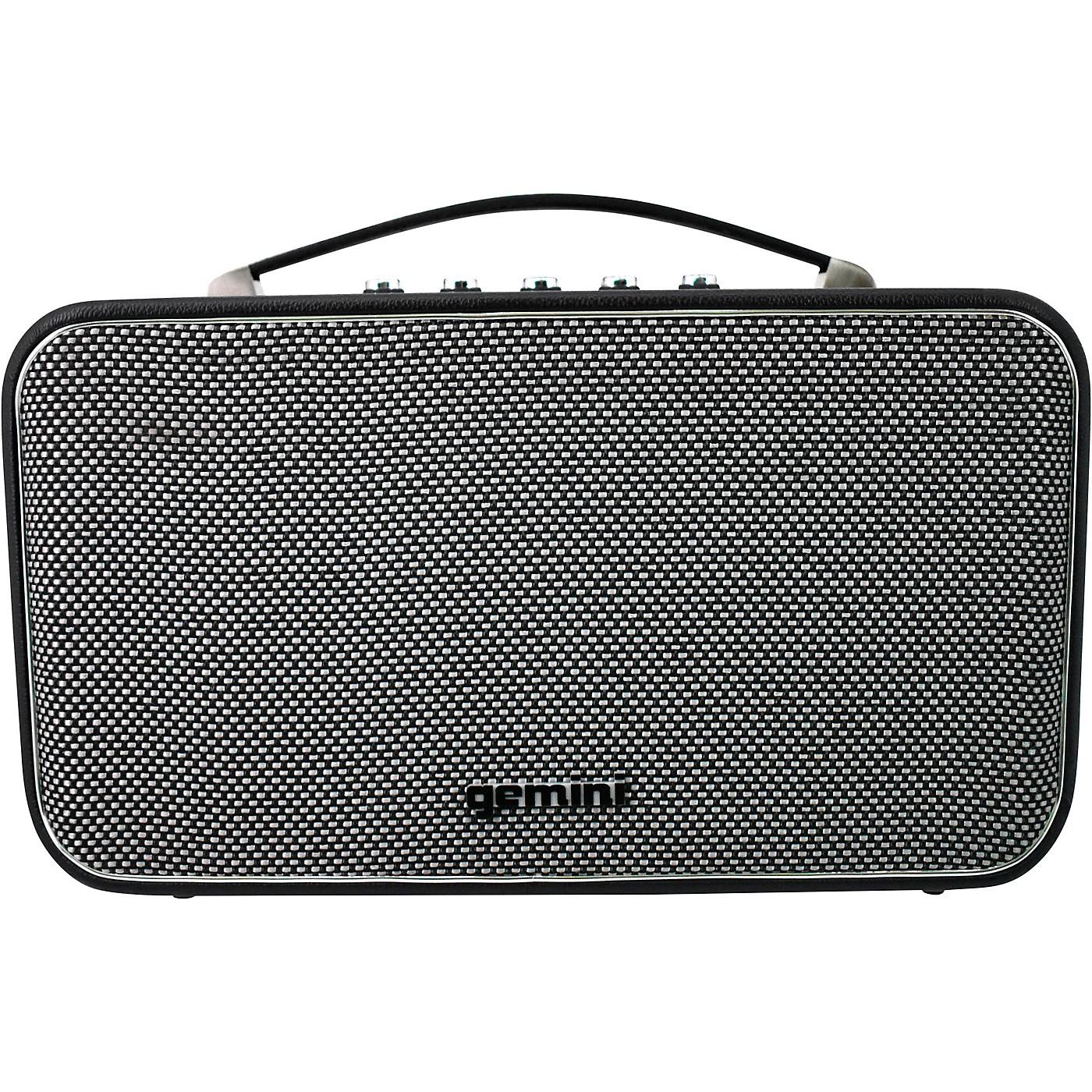 Gemini GTR-400 Bluetooth Stereo Speaker thumbnail