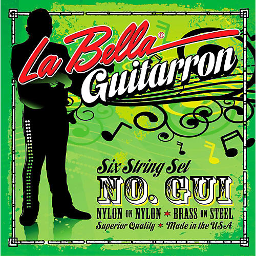 LaBella GUI Guitarron Strings thumbnail