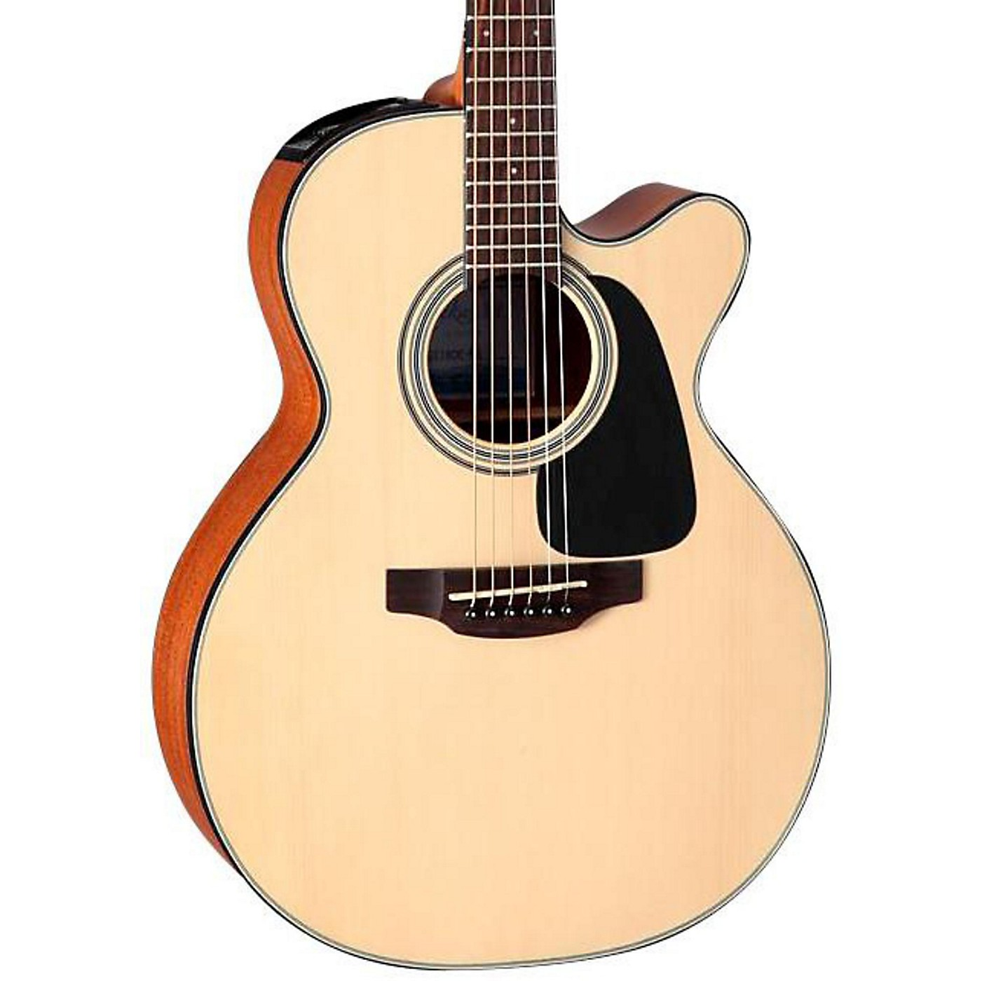 Takamine GX18CENS 3/4 Size Travel Acoustic-Electric Guitar thumbnail