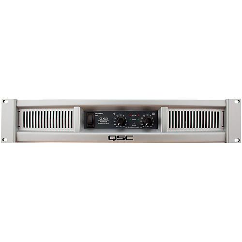 QSC GX3 Stereo Power Amplifier-thumbnail