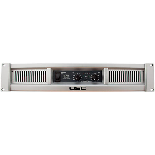 QSC GX5 Stereo Power Amplifier thumbnail