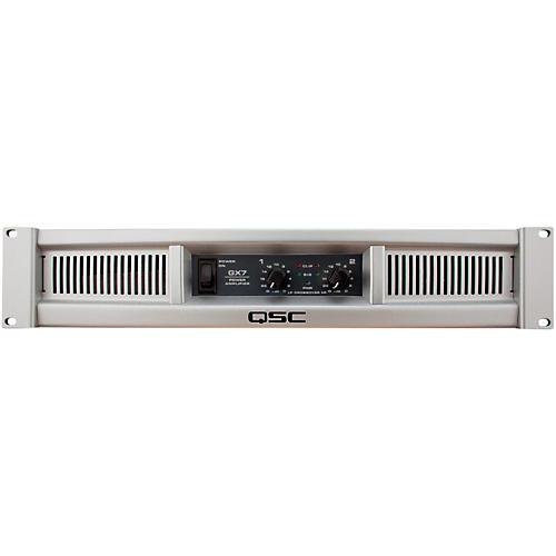 QSC GX7 Stereo Power Amplifier thumbnail