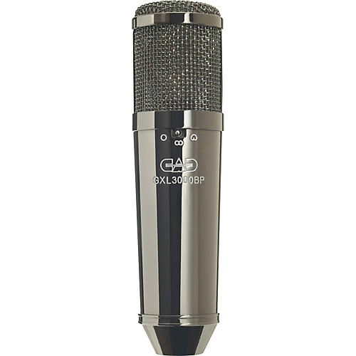 CAD GXL3000BP Multi-Pattern Condenser Microphone thumbnail