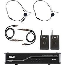 CAD GXLUBB Dual Channel UHF Wireless System