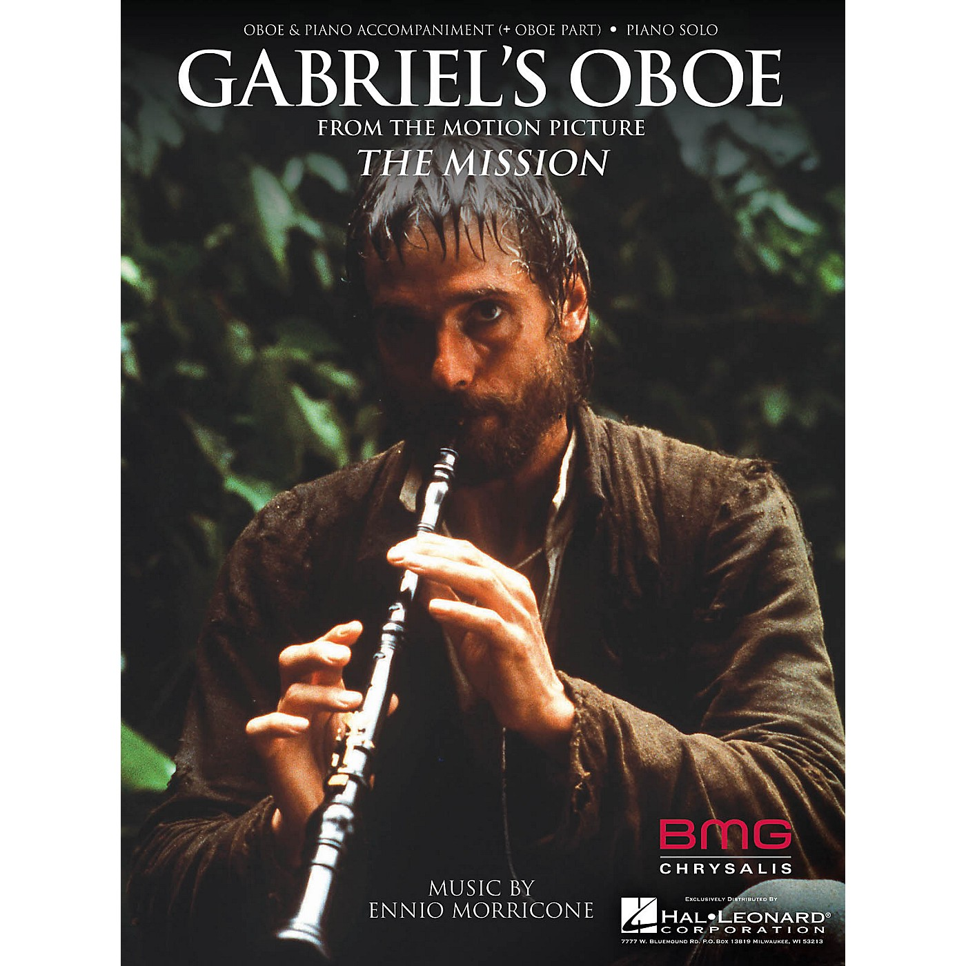 Hal Leonard Gabriel's Oboe (from The Mission) Oboe and Piano Series thumbnail