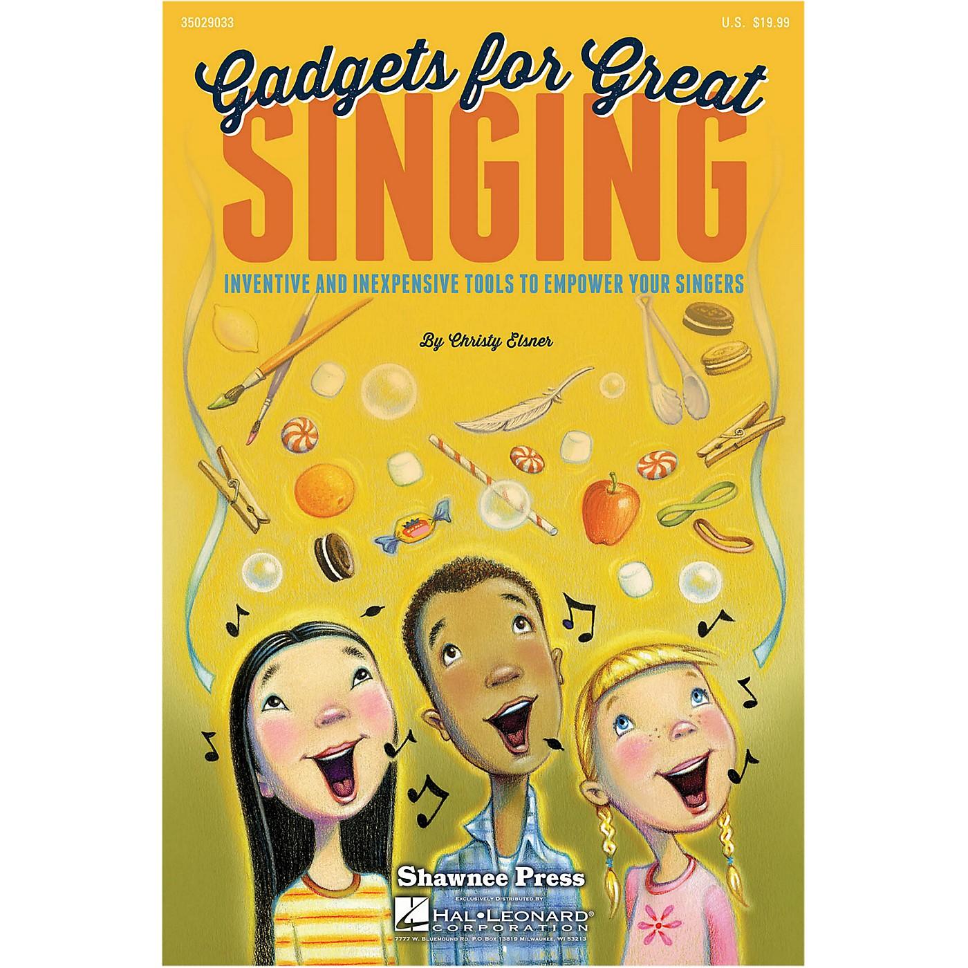 Hal Leonard Gadgets For Great Singing!  Resource Book thumbnail