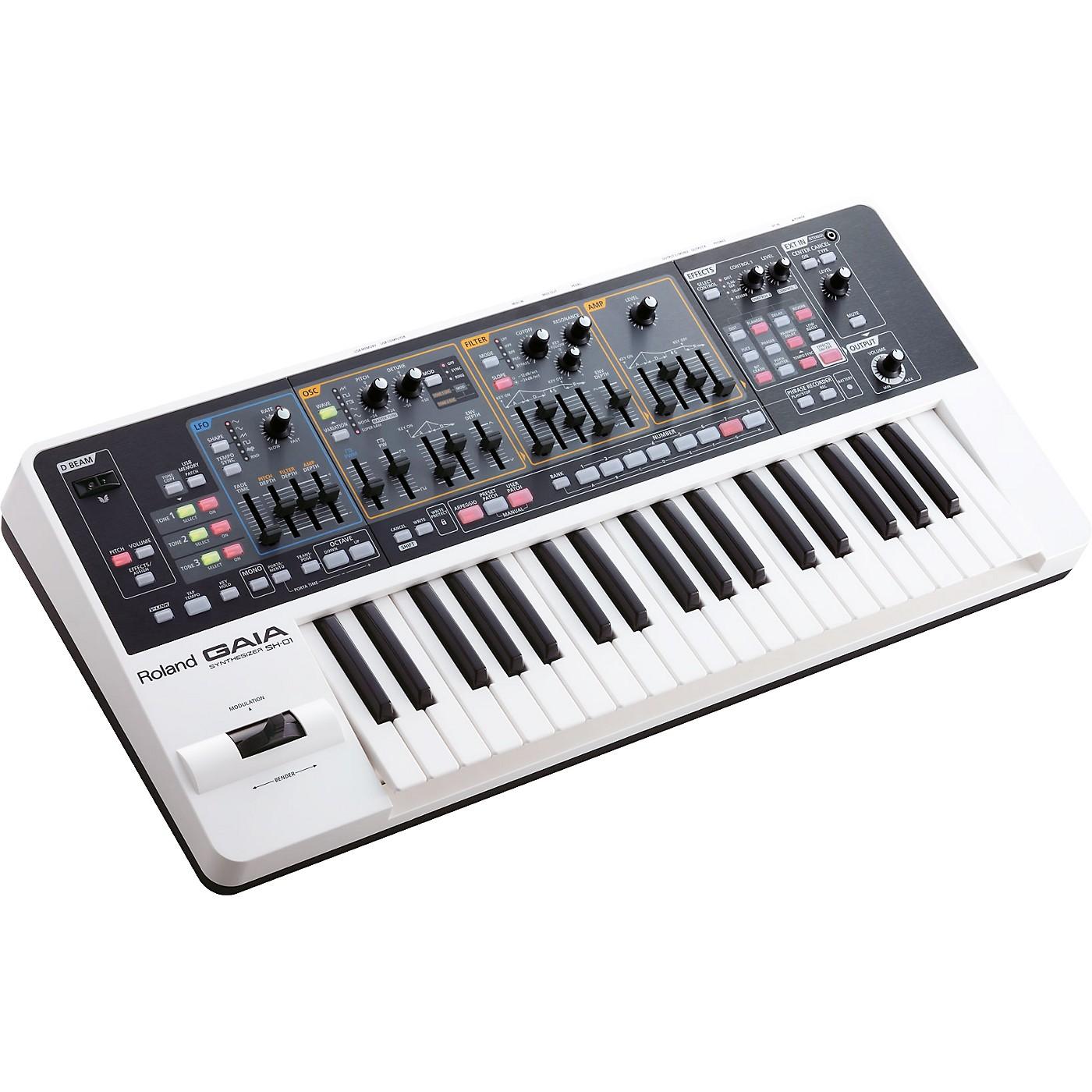 Roland Gaia SH-01 Synthesizer thumbnail