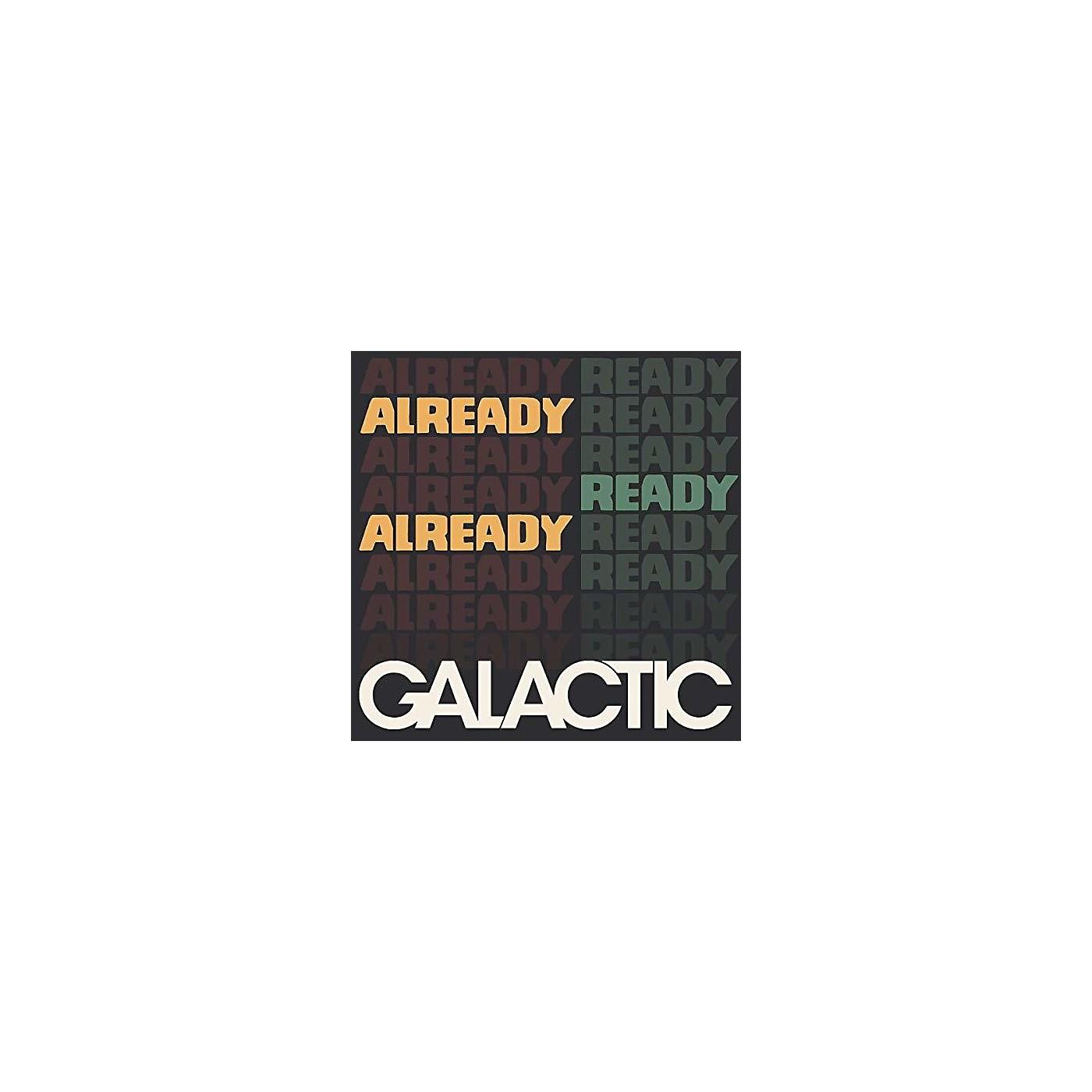 Alliance Galactic - Already Ready Already thumbnail