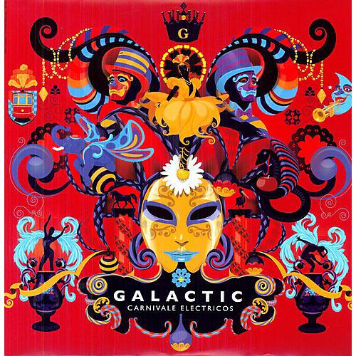 Alliance Galactic - Carnivale Electricos thumbnail