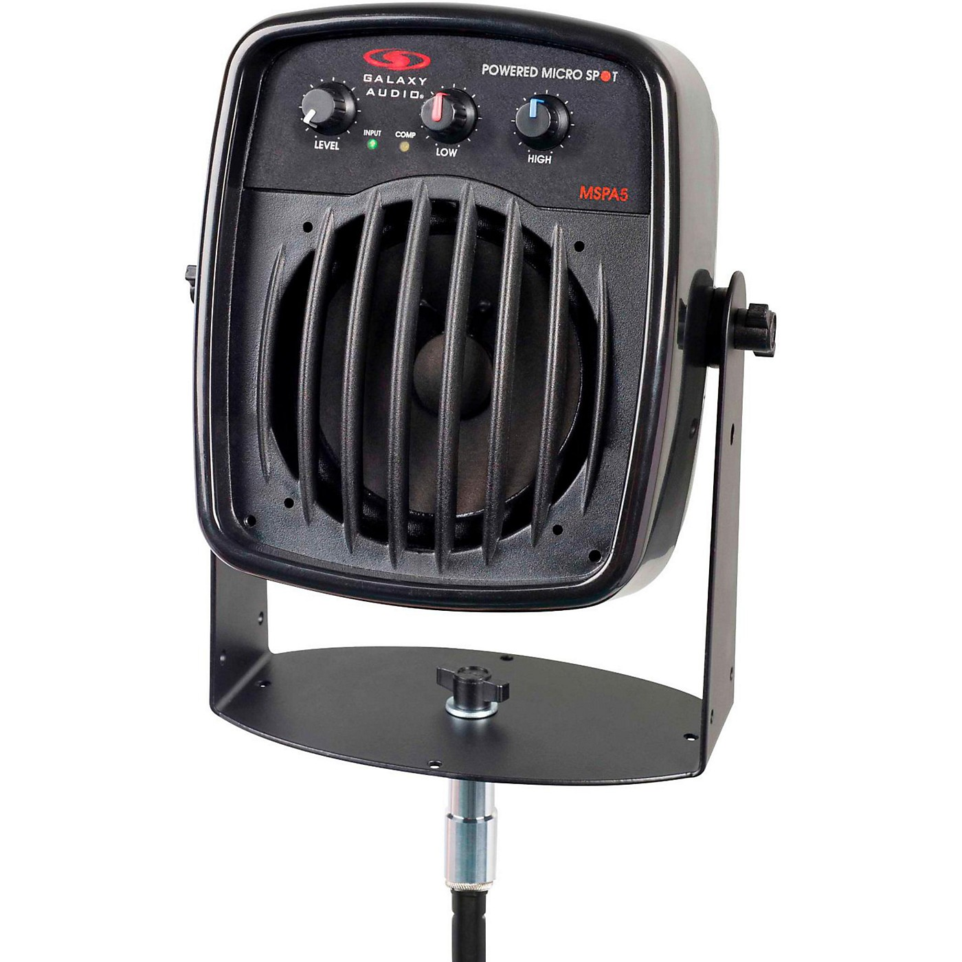 Galaxy Audio Galaxy Audio MSPA5 100W Powered Micro Spot  Compact Personal Hot Spot Stage Monitor<br> thumbnail