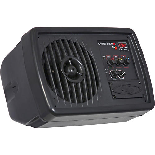 Galaxy Audio Galaxy Audio PA6S 170W Powered Compact Personal Hot Spot Stage Monitor<br> thumbnail