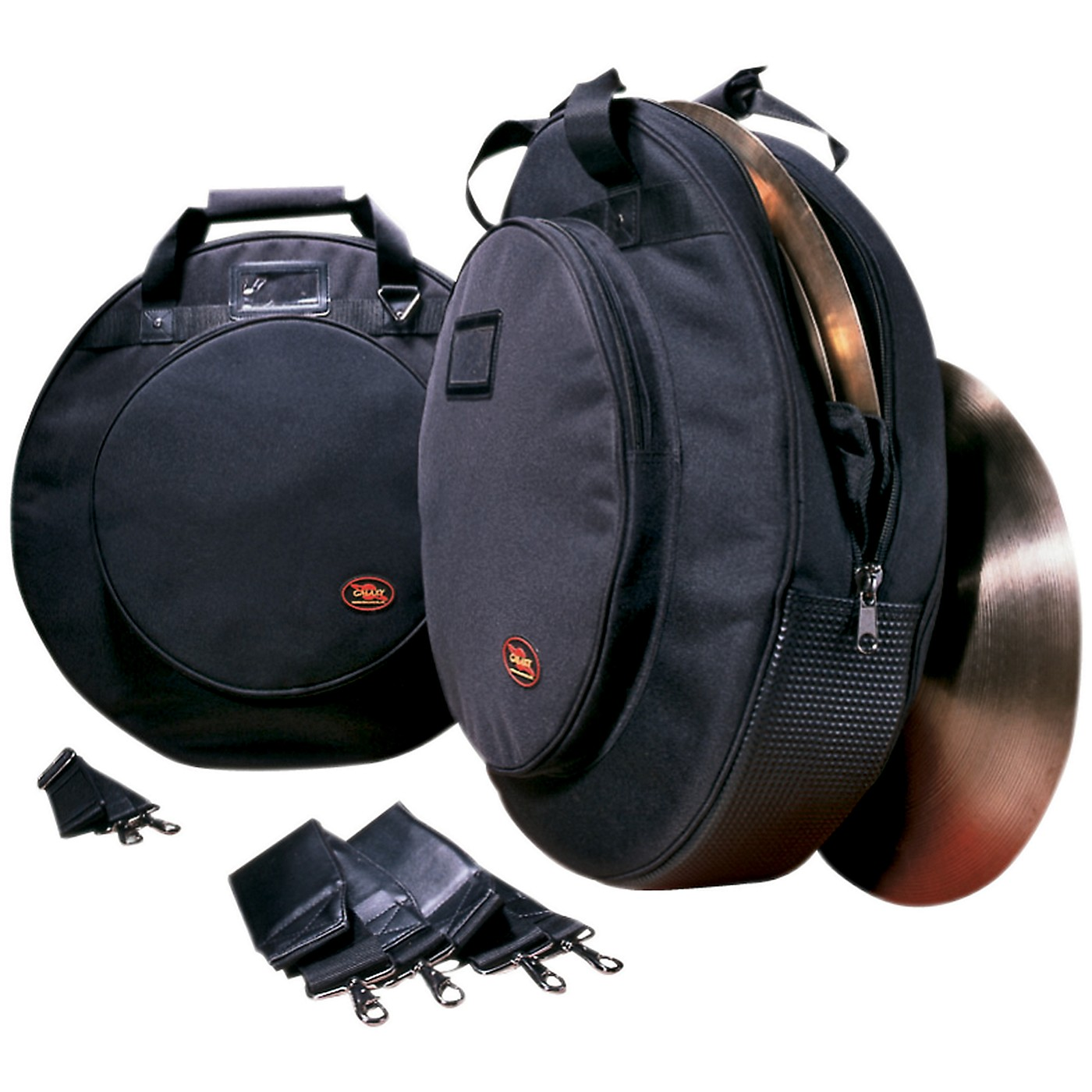 Humes & Berg Galaxy Deluxe Cymbal Bag with Padded Dividers thumbnail