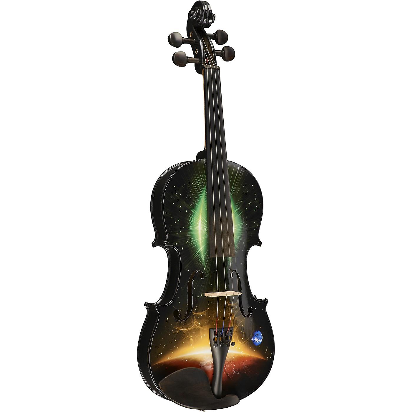 Rozanna's Violins Galaxy Ride Series Violin Outfit thumbnail