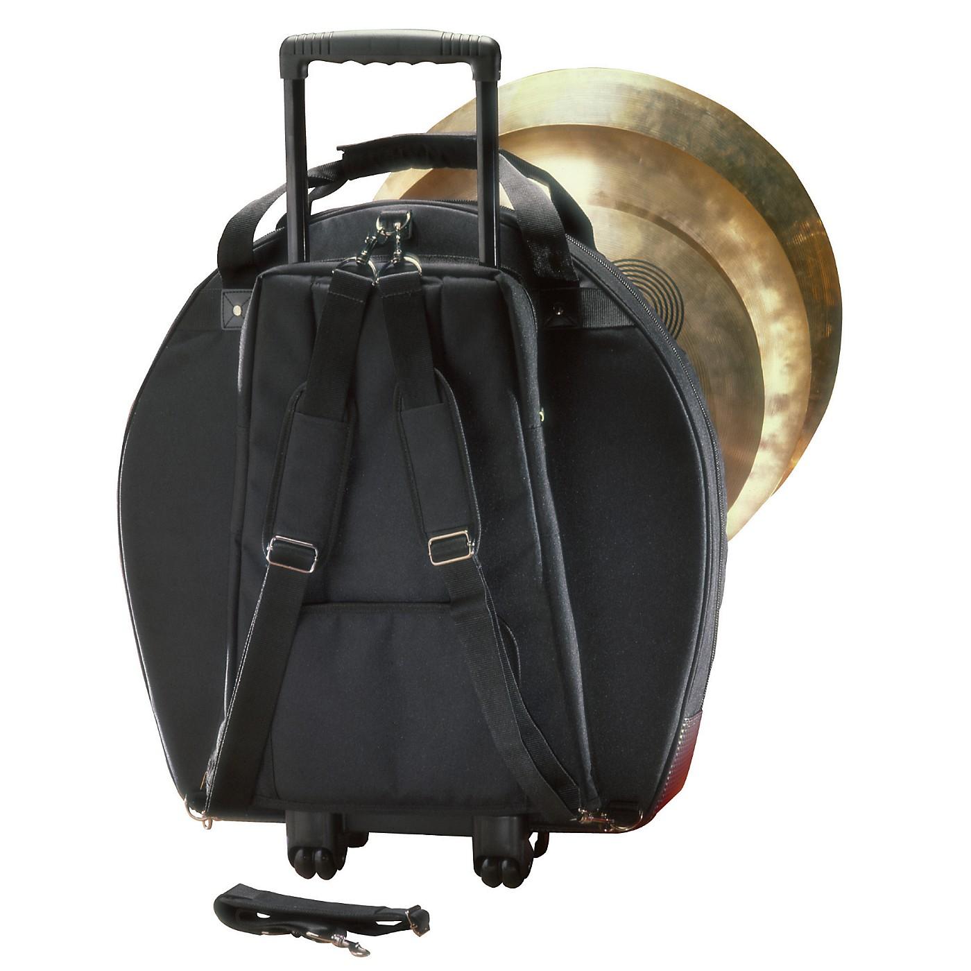 Humes & Berg Galaxy Tilt-N-Pull Cymbal Bag with Padded Dividers thumbnail