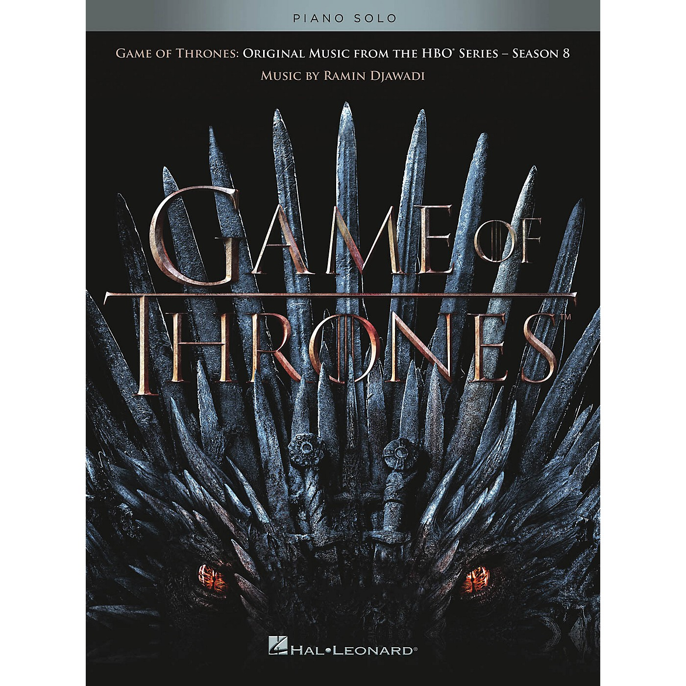 Hal Leonard Game of Thrones - Season 8 (Original Music from the HBO Series) Piano Solo Songbook thumbnail