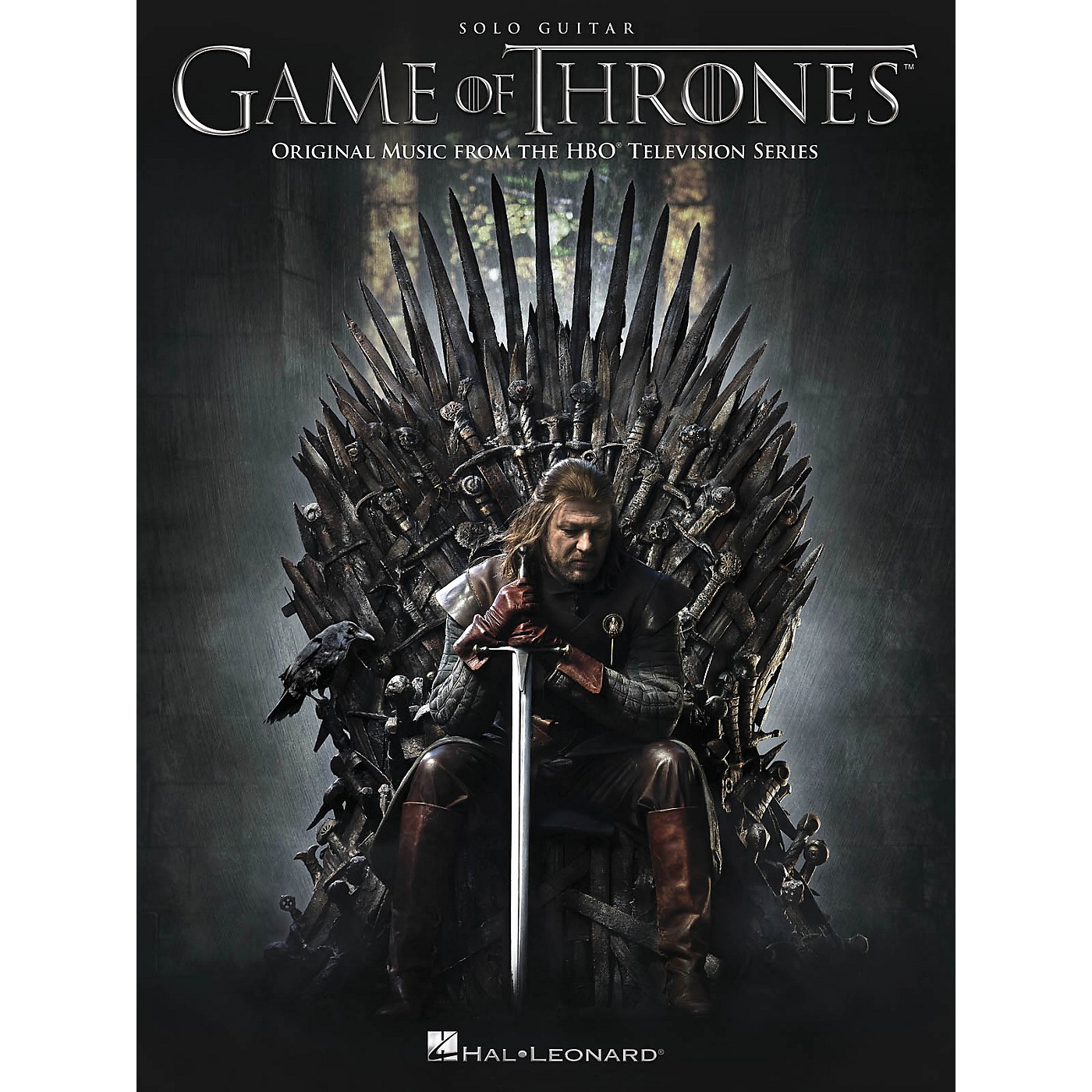 Hal Leonard Game of Thrones (Original Music from the HBO Television Series) Guitar Solo Songbook thumbnail