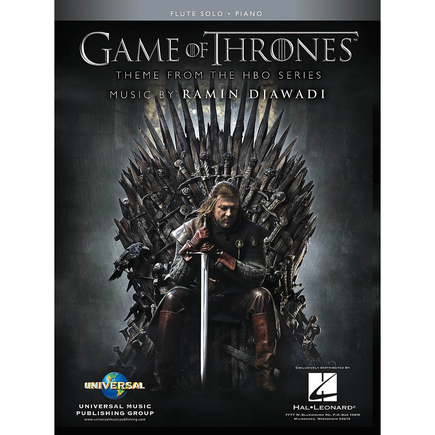Hal Leonard Game of Thrones for Flute and Piano (Theme from the HBO Series) Instrumental Solo thumbnail