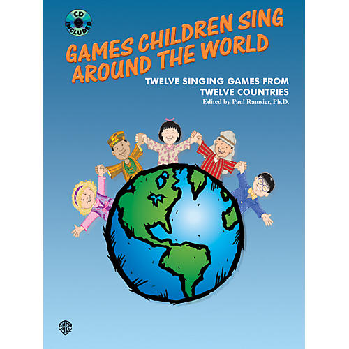 Alfred Games Children Sing Around the World (Book/CD) thumbnail