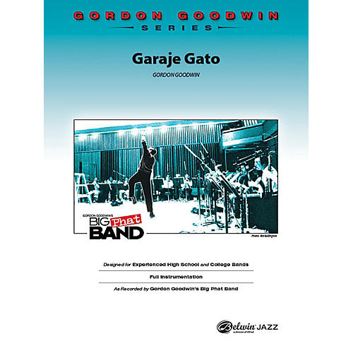Alfred Garaje Gato Jazz Band Grade 6 Set thumbnail