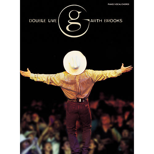 Alfred Garth Brooks - Double Live Piano, Vocal, Guitar Songbook-thumbnail