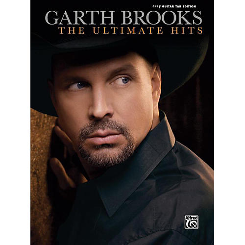 Alfred Garth Brooks - The Ultimate Hits Easy Guitar TAB Book thumbnail