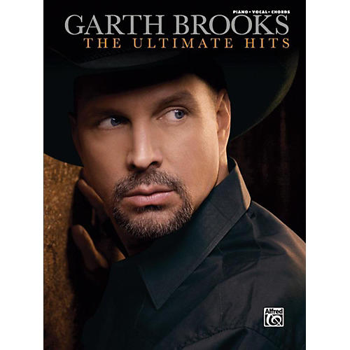 Alfred Garth Brooks - The Ultimate Hits P/V/C Book thumbnail