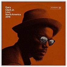 Gary Clark Jr. - Live North America 2016 Vinyl LP