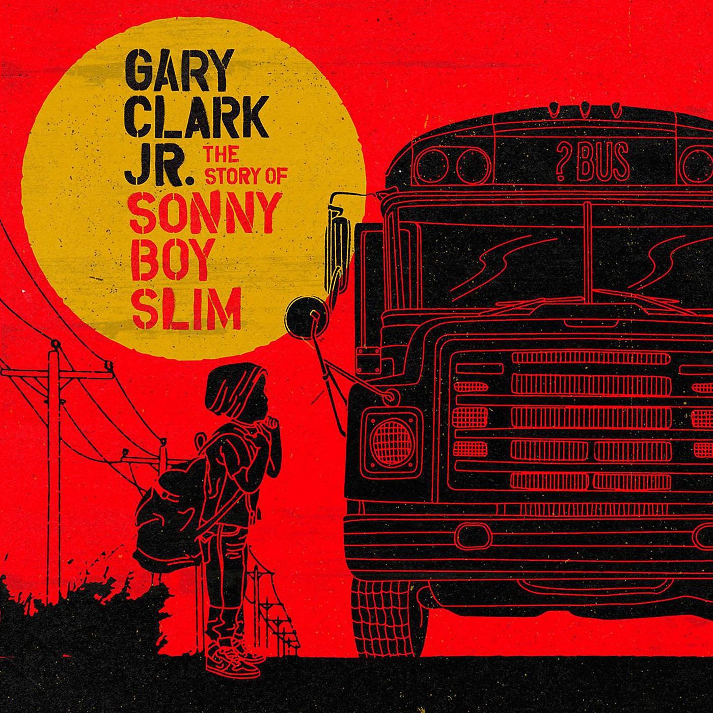 WEA Gary Clark Jr. - The Story of Sonny Boy Slim Vinyl LP thumbnail