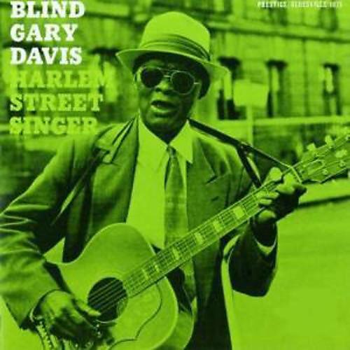 Alliance Gary Davis - Harlem Street Singer thumbnail
