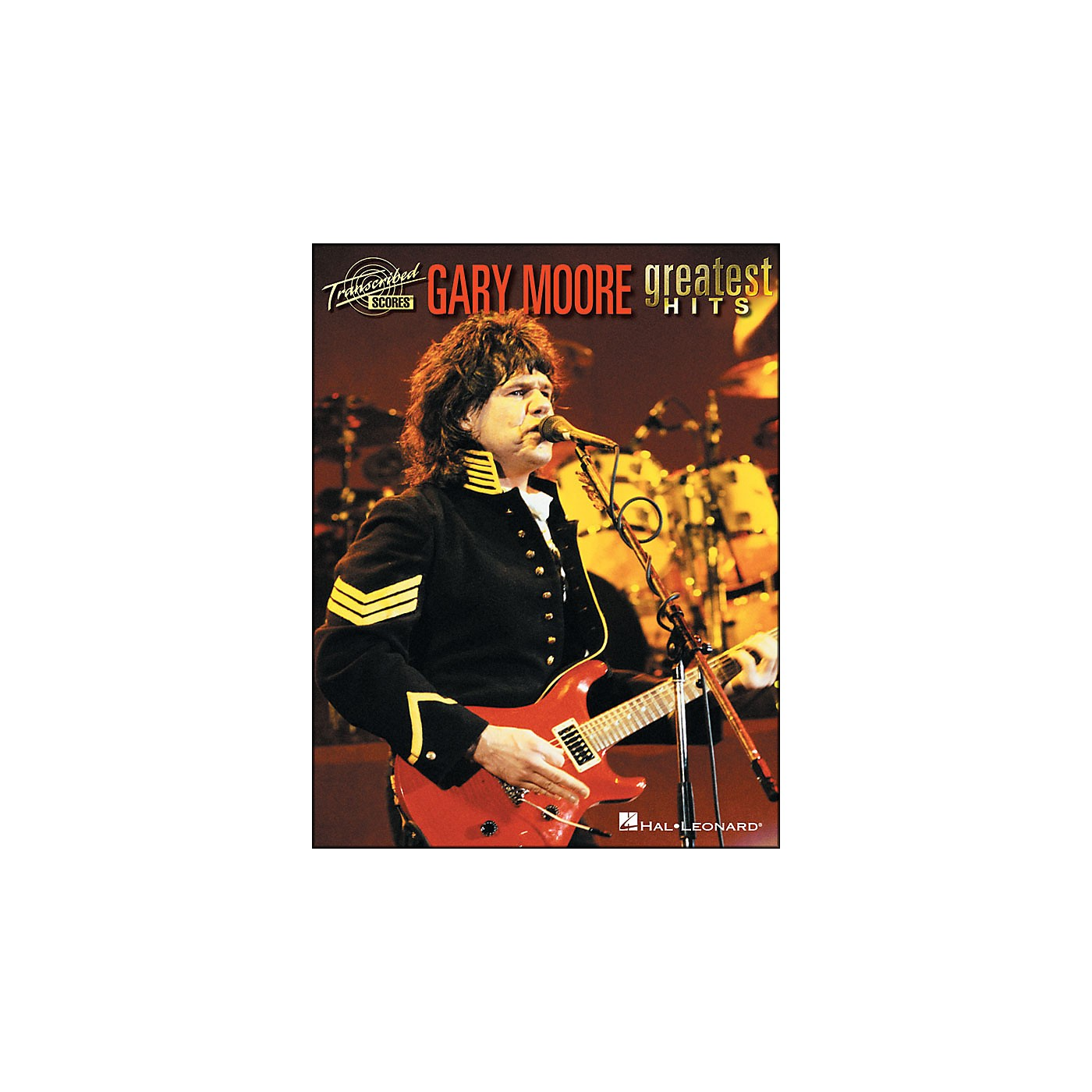 Hal Leonard Gary Moore Greatest Hits Transcribed Scores thumbnail