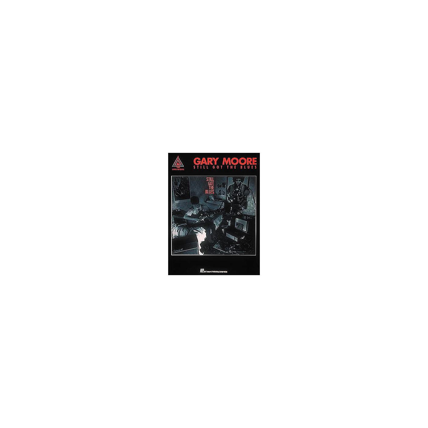 Hal Leonard Gary Moore Still Got The Blues Guitar Tab Songbook thumbnail
