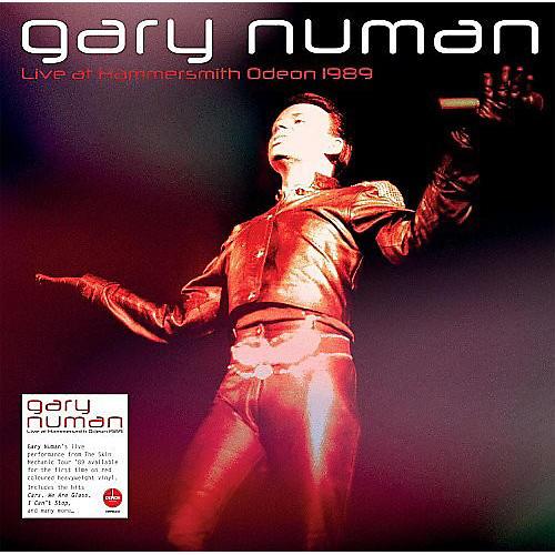 Alliance Gary Numan - Gary Numan: Live At Hammersmith Odeon 1989 thumbnail