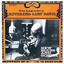 Gary Reverend Davis - New Blues and Gospel