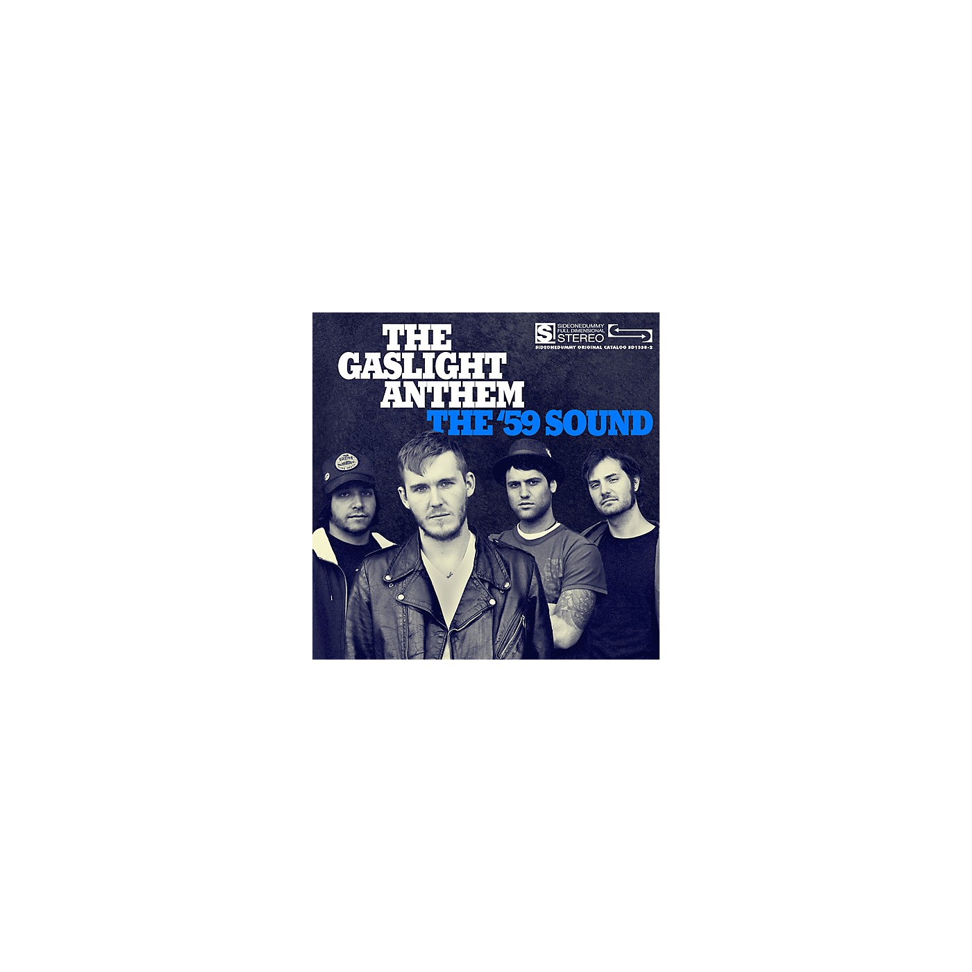 Alliance Gaslight Anthem - The '59 Sound thumbnail