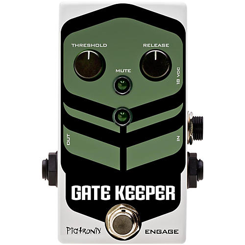 Pigtronix Gatekeeper Noise Gate Pedal thumbnail