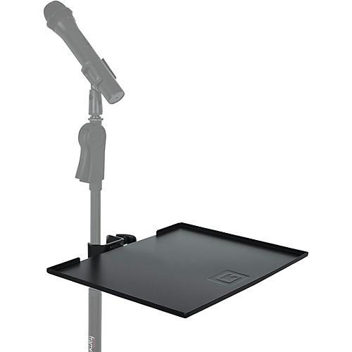 Gator Gator Frameworks 11in. x 15in. Microphone Accessory Shelf thumbnail