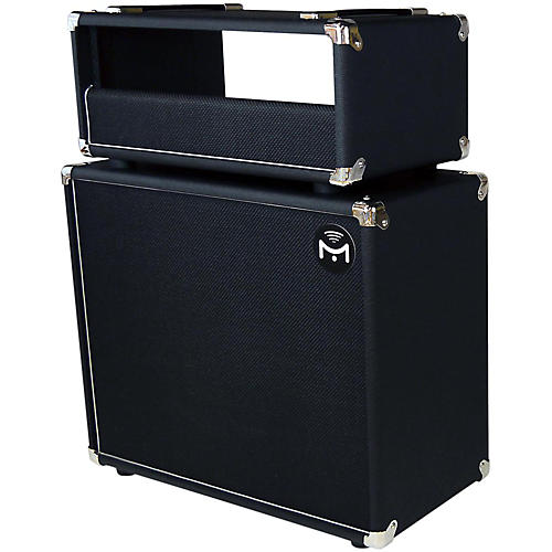 Mission Engineering Gemini GM-HS Guitar Head Unit with GM1 1x12 110W Cab thumbnail