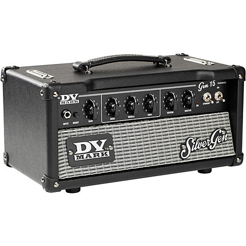 DV Mark Gen15 15W Tube Guitar Amp Head thumbnail