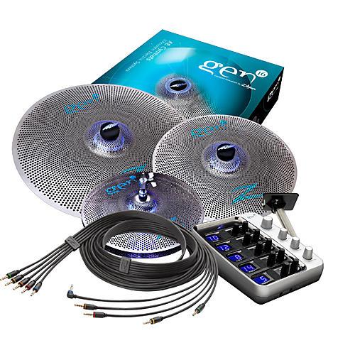 Zildjian Gen16 Acoustic-Electric Cymbal Box Set-thumbnail