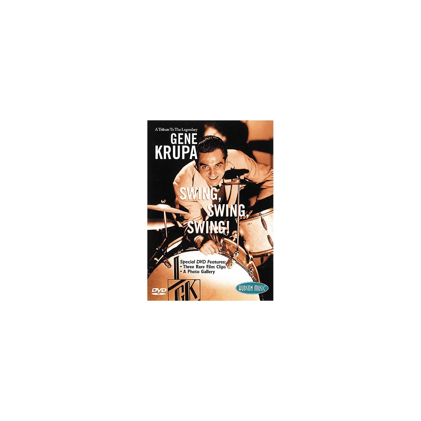 Hudson Music Gene Krupa - Swing Swing Swing! (DVD) thumbnail