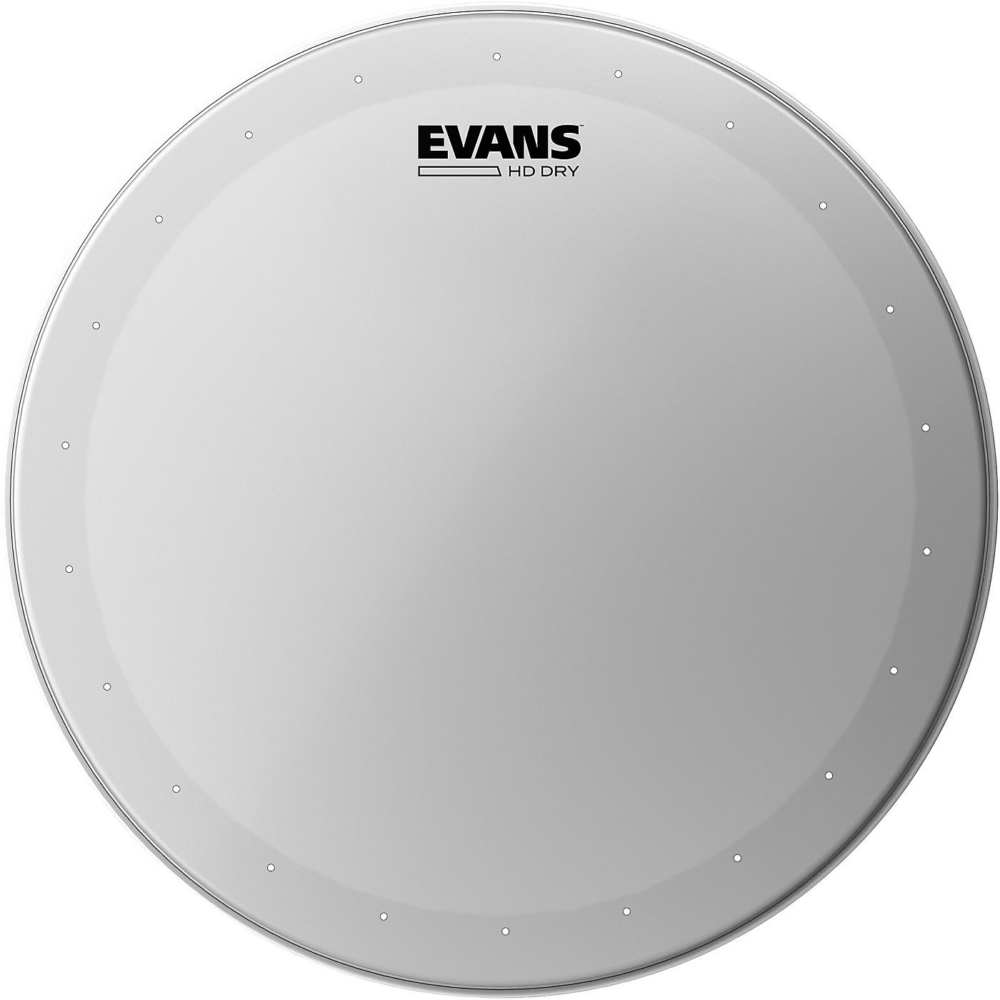 Evans Genera HD Dry Batter Coated Snare Head thumbnail
